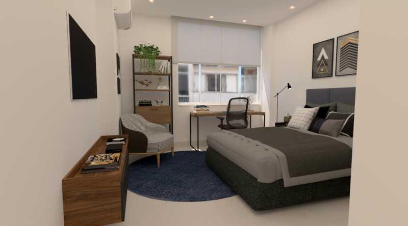 58e0c8818f43c0db-quarto 03 - Apartamento 2 quartos à venda Copacabana, Rio de Janeiro - R$ 748.900 - SVAP20583 - 5