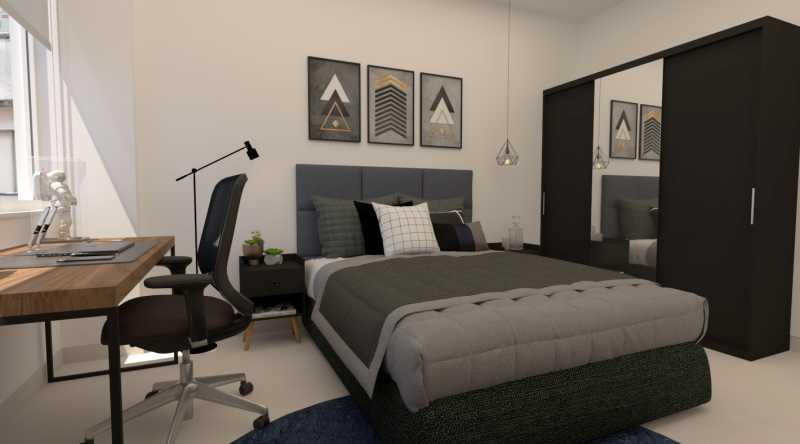 88ade372fb49aa59-quarto 04 - Apartamento 2 quartos à venda Copacabana, Rio de Janeiro - R$ 748.900 - SVAP20583 - 7