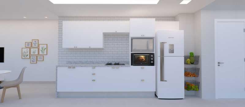 bdb3a07746242e1b-cozinha 03 1 - Apartamento 2 quartos à venda Copacabana, Rio de Janeiro - R$ 748.900 - SVAP20583 - 10