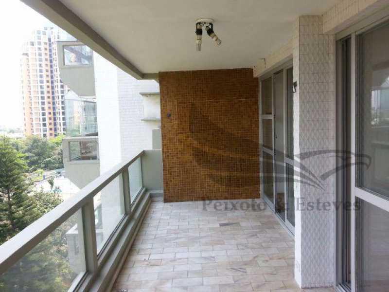 13775 - Apartamento 1 quarto à venda Barra da Tijuca, Rio de Janeiro - R$ 875.000 - SVAP10008 - 9