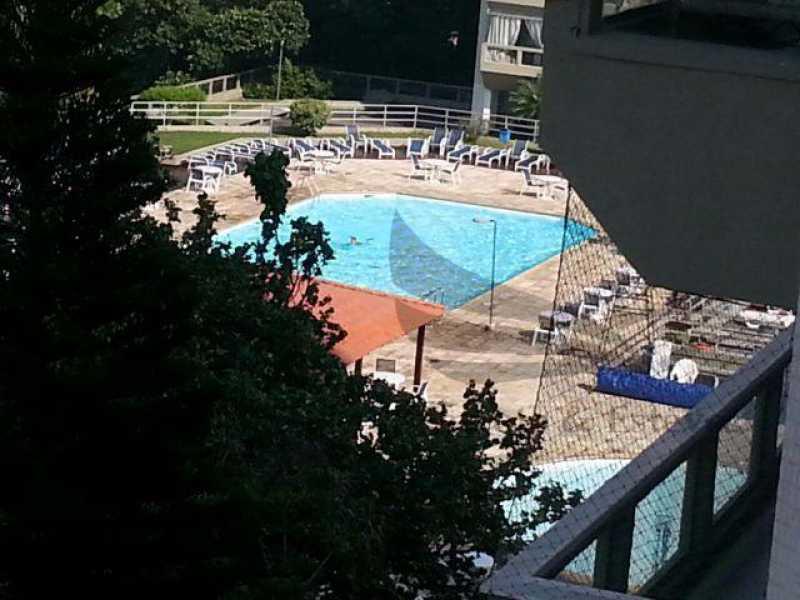 13776 - Apartamento 1 quarto à venda Barra da Tijuca, Rio de Janeiro - R$ 875.000 - SVAP10008 - 1