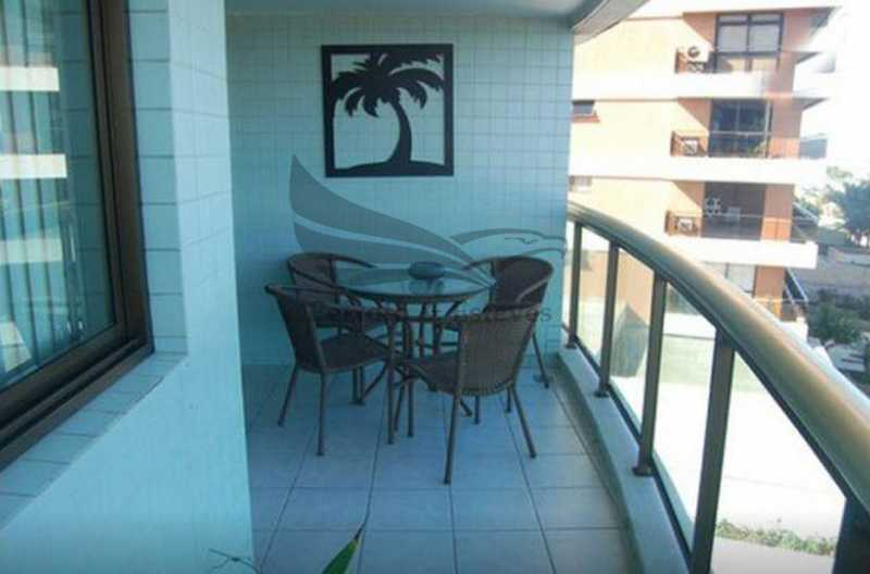 5387 - Flat 1 quarto à venda Barra da Tijuca, Rio de Janeiro - R$ 840.000 - SVFL10004 - 6