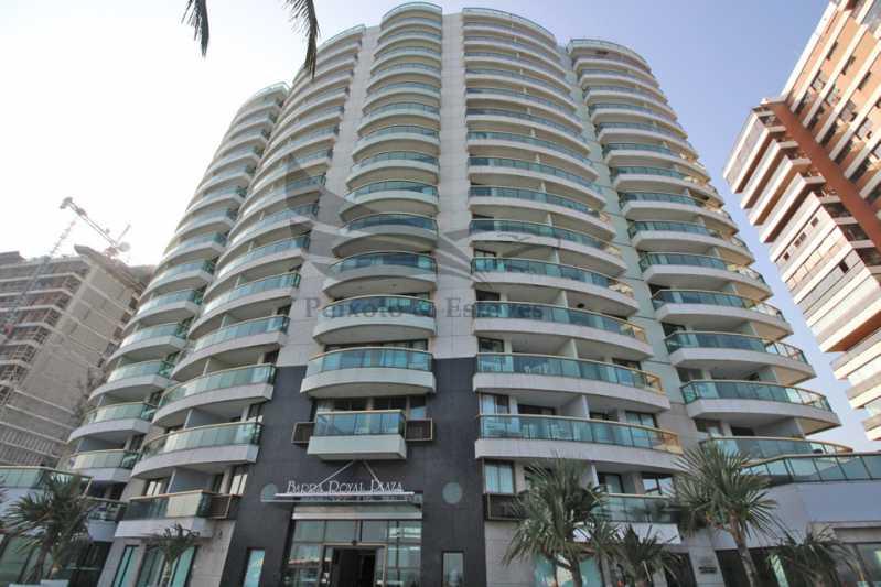 5392 - Flat 1 quarto à venda Barra da Tijuca, Rio de Janeiro - R$ 840.000 - SVFL10004 - 1