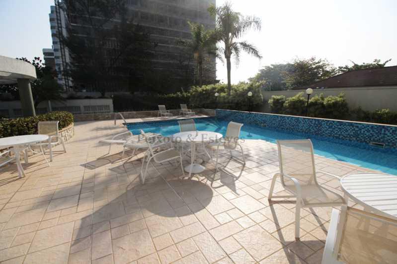 5396 - Flat 1 quarto à venda Barra da Tijuca, Rio de Janeiro - R$ 840.000 - SVFL10004 - 5