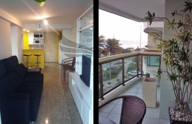 5535 - Flat 1 quarto à venda Barra da Tijuca, Rio de Janeiro - R$ 840.000 - SVFL10004 - 10