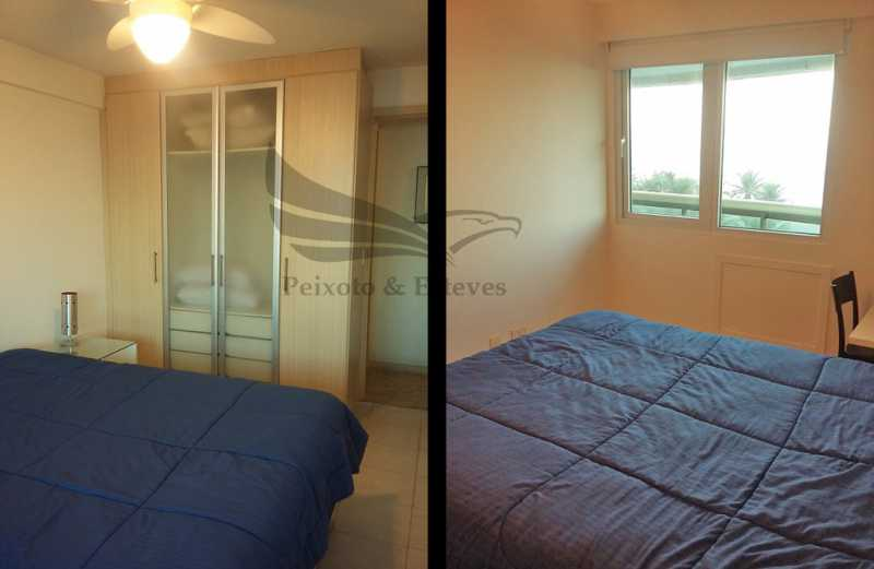 5537 - Flat 1 quarto à venda Barra da Tijuca, Rio de Janeiro - R$ 840.000 - SVFL10004 - 12