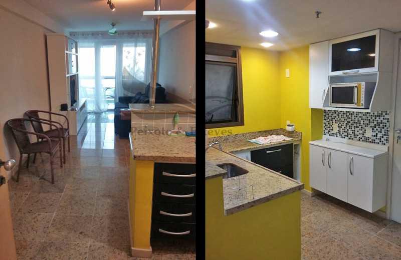 5538 - Flat 1 quarto à venda Barra da Tijuca, Rio de Janeiro - R$ 840.000 - SVFL10004 - 9