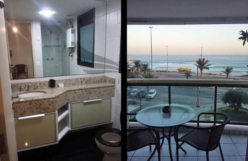 5539 - Flat 1 quarto à venda Barra da Tijuca, Rio de Janeiro - R$ 840.000 - SVFL10004 - 15