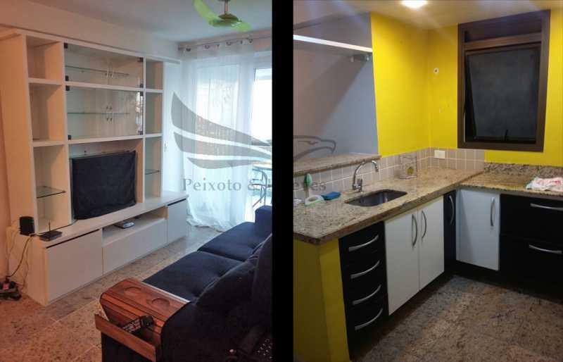 5540 - Flat 1 quarto à venda Barra da Tijuca, Rio de Janeiro - R$ 840.000 - SVFL10004 - 14