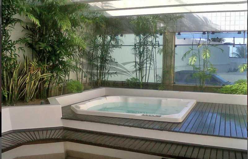 5542 - Flat 1 quarto à venda Barra da Tijuca, Rio de Janeiro - R$ 840.000 - SVFL10004 - 20