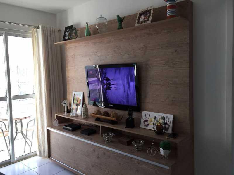 1 - Apartamento 2 quartos à venda Pechincha, Rio de Janeiro - R$ 274.900 - SVAP20041 - 1