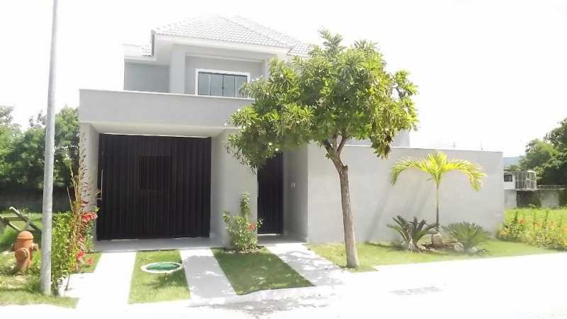 FOTO0 - Casa 5 quartos à venda Recreio Dos Bandeirante, Rio de Janeiro - R$ 1.650.000 - SVCA50001 - 1