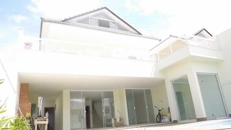 FOTO0 - Casa 3 quartos à venda Recreio Dos Bandeirante, Rio de Janeiro - R$ 2.100.000 - SVCA30004 - 1