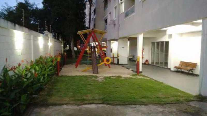 FOTO0 - Cobertura 2 quartos à venda Taquara, Rio de Janeiro - R$ 480.000 - SVCO20004 - 20