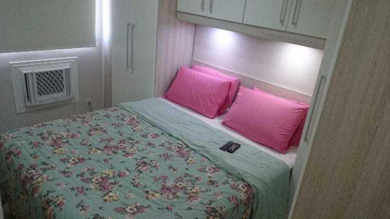 FOTO3 - Cobertura 2 quartos à venda Taquara, Rio de Janeiro - R$ 480.000 - SVCO20004 - 6
