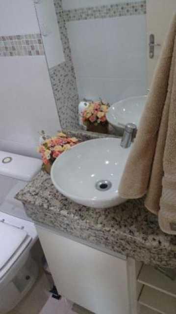FOTO6 - Cobertura 2 quartos à venda Taquara, Rio de Janeiro - R$ 480.000 - SVCO20004 - 12