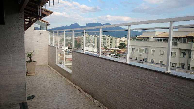 FOTO8 - Cobertura 2 quartos à venda Taquara, Rio de Janeiro - R$ 480.000 - SVCO20004 - 16