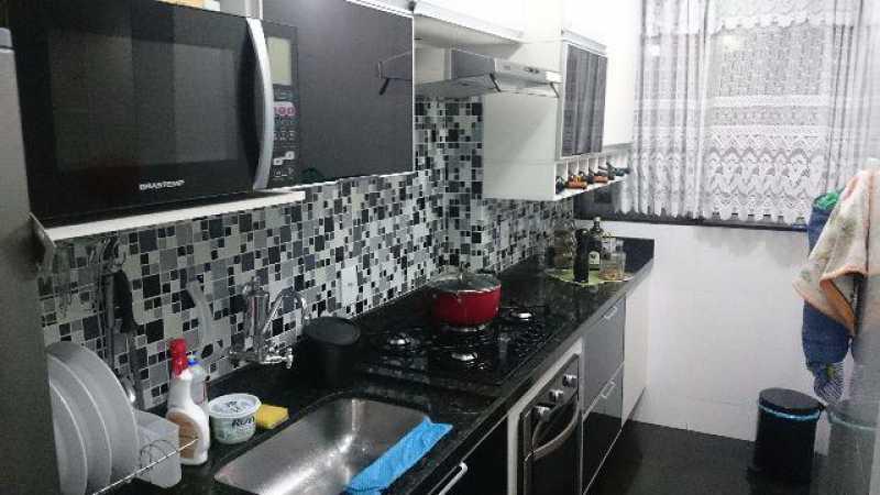 FOTO12 - Cobertura 2 quartos à venda Taquara, Rio de Janeiro - R$ 480.000 - SVCO20004 - 5
