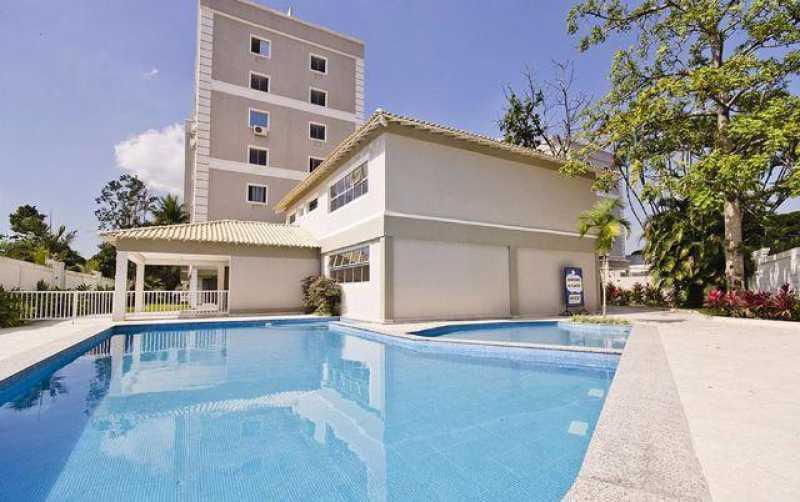 FOTO19 - Cobertura 2 quartos à venda Taquara, Rio de Janeiro - R$ 480.000 - SVCO20004 - 1