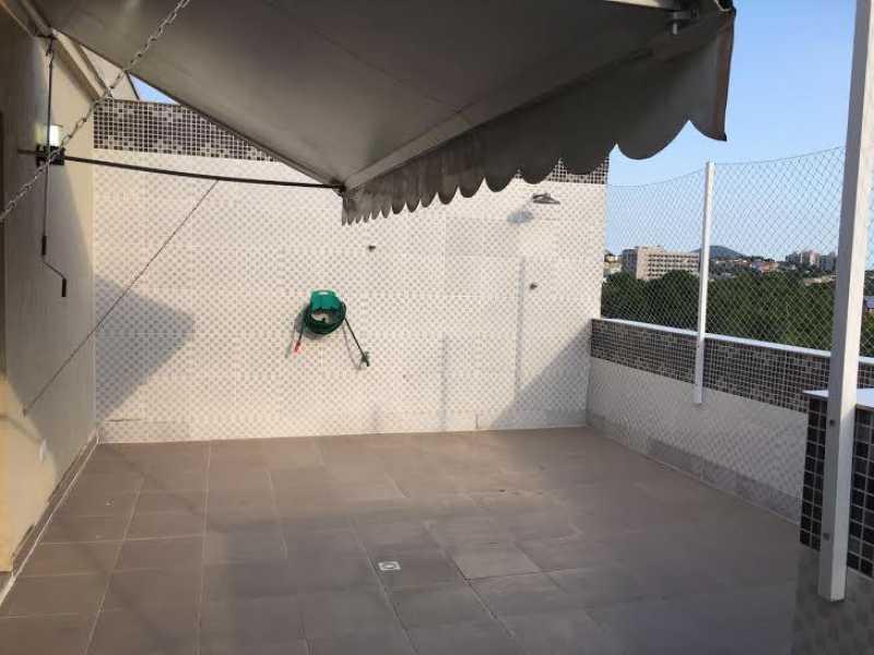 FOTO17 - Cobertura 3 quartos à venda Taquara, Rio de Janeiro - R$ 549.900 - SVCO30014 - 19