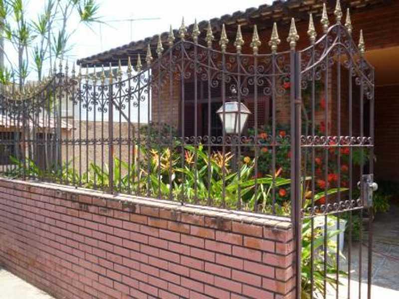 FOTO0 - Casa 3 quartos à venda Taquara, Rio de Janeiro - R$ 650.000 - SVCA30007 - 1