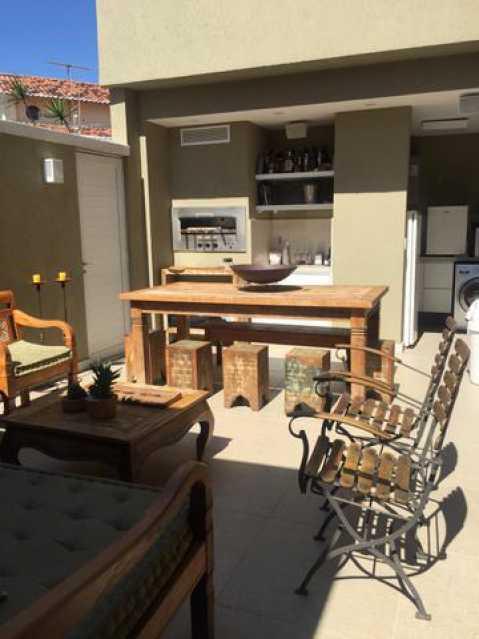 FOTO10 - Casa 4 quartos à venda Barra da Tijuca, Rio de Janeiro - R$ 2.200.000 - SVCA40005 - 16