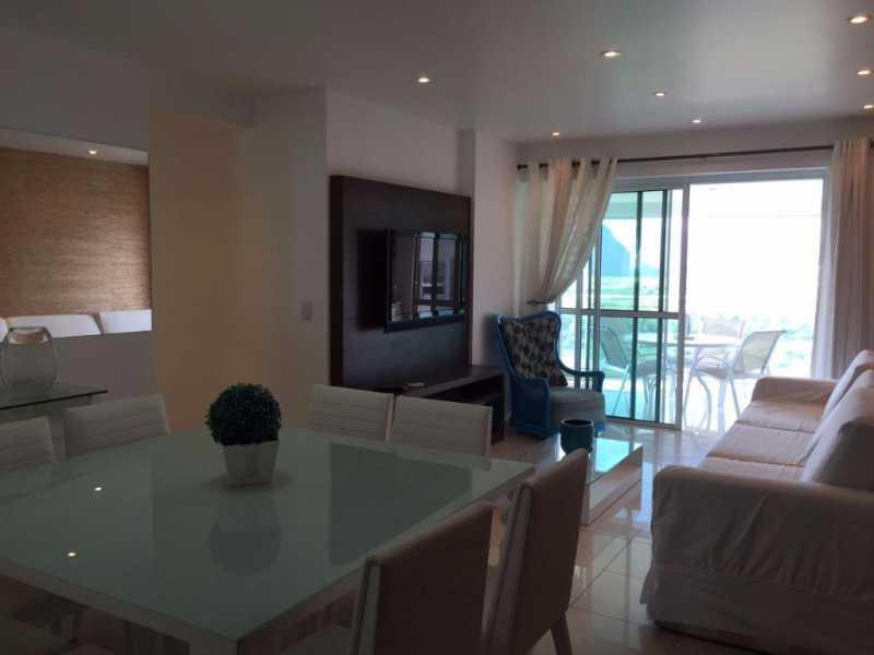 FOTO0 - Apartamento 3 quartos para venda e aluguel Barra da Tijuca, Rio de Janeiro - R$ 1.549.900 - SVAP30055 - 3