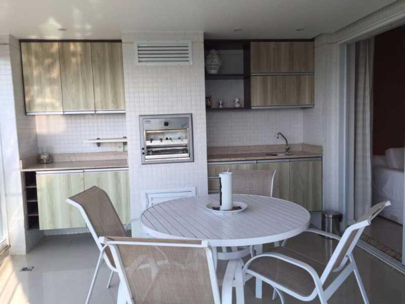 FOTO9 - Apartamento 3 quartos para venda e aluguel Barra da Tijuca, Rio de Janeiro - R$ 1.549.900 - SVAP30055 - 16