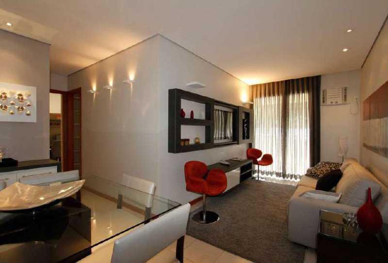 FOTO9 - Apartamento 2 quartos à venda Taquara, Rio de Janeiro - R$ 300.000 - SVAP20061 - 1