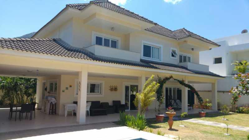 2 - Casa em Condomínio 4 quartos à venda Vargem Grande, Rio de Janeiro - R$ 1.569.000 - SVCN40013 - 3