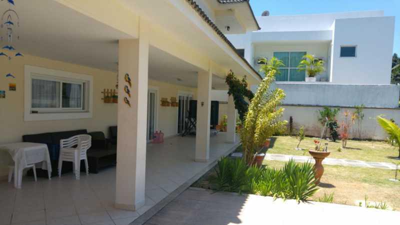 4 - Casa em Condomínio 4 quartos à venda Vargem Grande, Rio de Janeiro - R$ 1.569.000 - SVCN40013 - 4