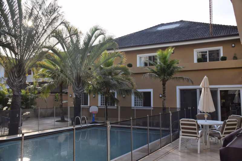 2 - Casa em Condomínio 5 quartos para venda e aluguel Barra da Tijuca, Rio de Janeiro - R$ 4.990.000 - SVCN50013 - 3
