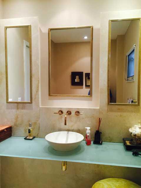 8 - Casa em Condominio Para Venda ou Aluguel - Barra da Tijuca - Rio de Janeiro - RJ - SVCN50013 - 8