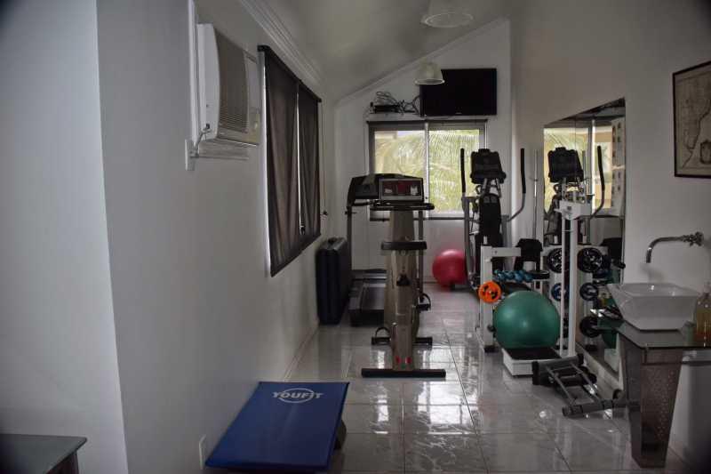 12 - Casa em Condominio Para Venda ou Aluguel - Barra da Tijuca - Rio de Janeiro - RJ - SVCN50013 - 12
