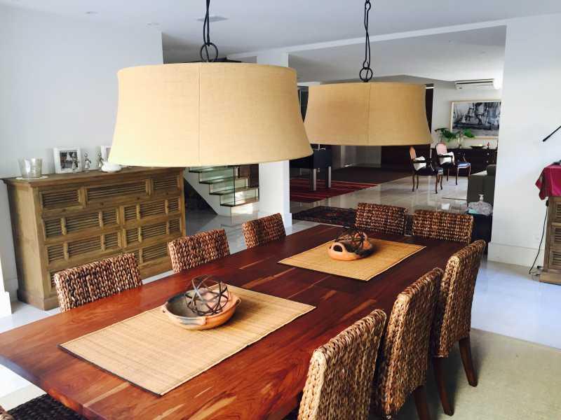 13 - Casa em Condomínio 5 quartos para venda e aluguel Barra da Tijuca, Rio de Janeiro - R$ 4.990.000 - SVCN50013 - 13