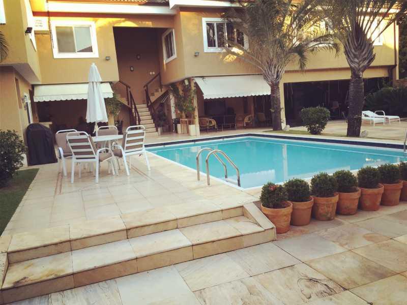 15 - Casa em Condomínio 5 quartos para venda e aluguel Barra da Tijuca, Rio de Janeiro - R$ 4.990.000 - SVCN50013 - 15