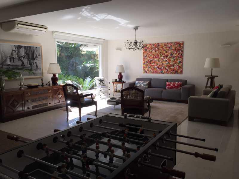 17 - Casa em Condomínio 5 quartos para venda e aluguel Barra da Tijuca, Rio de Janeiro - R$ 4.990.000 - SVCN50013 - 17