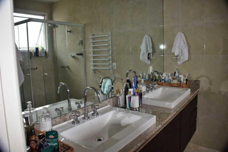 24 - Casa em Condominio Para Venda ou Aluguel - Barra da Tijuca - Rio de Janeiro - RJ - SVCN50013 - 22