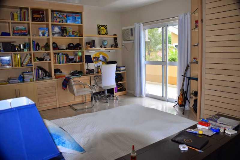 27 - Casa em Condominio Para Venda ou Aluguel - Barra da Tijuca - Rio de Janeiro - RJ - SVCN50013 - 25