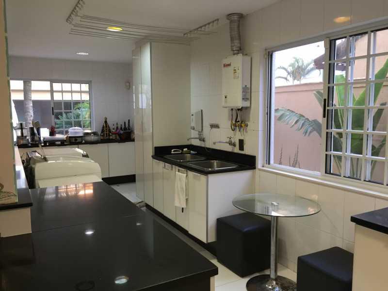 28 - Casa em Condominio Para Venda ou Aluguel - Barra da Tijuca - Rio de Janeiro - RJ - SVCN50013 - 26