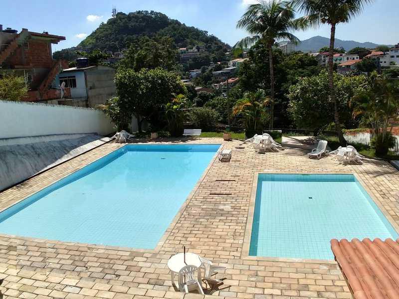 18 - Apartamento Freguesia (Jacarepaguá), Rio de Janeiro, RJ À Venda, 2 Quartos, 55m² - SVAP20077 - 19