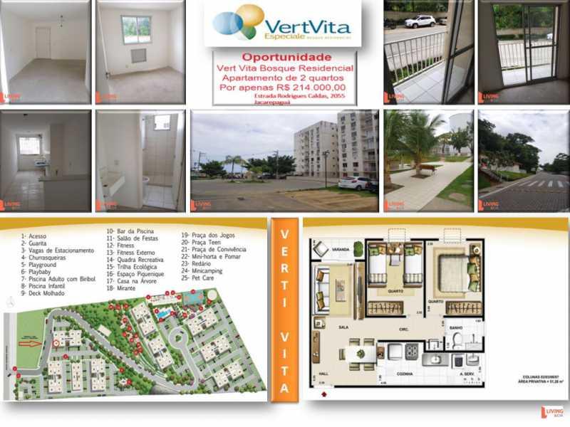 2018-04-20-PHOTO-00000194 - Apartamento 2 quartos à venda Taquara, Rio de Janeiro - R$ 214.000 - SVAP20079 - 1