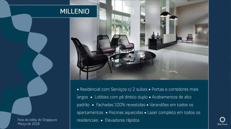 Book Millenio-01 - Apartamento 2 quartos à venda Recreio dos Bandeirantes, Rio de Janeiro - R$ 672.900 - SVAP20095 - 16