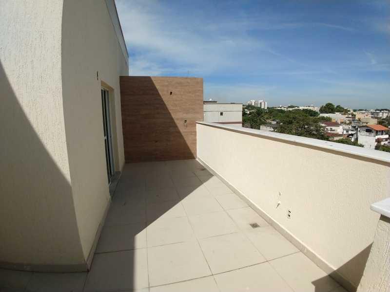 IMG_20180430_122037481 - Cobertura 3 quartos à venda Taquara, Rio de Janeiro - R$ 535.000 - SVCO30008 - 17