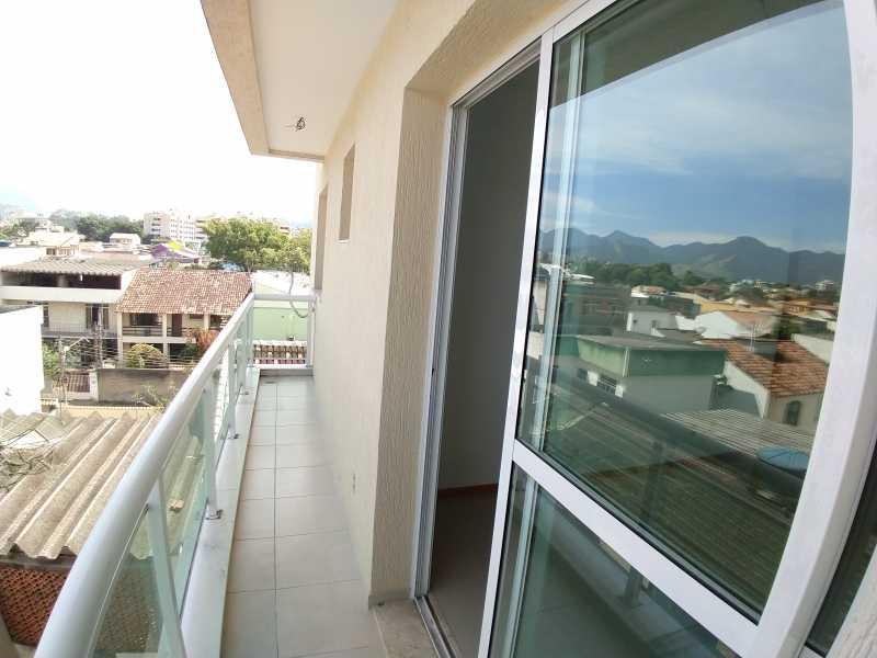 IMG_20180430_121820202 - Cobertura 3 quartos à venda Taquara, Rio de Janeiro - R$ 554.000 - SVCO30009 - 5