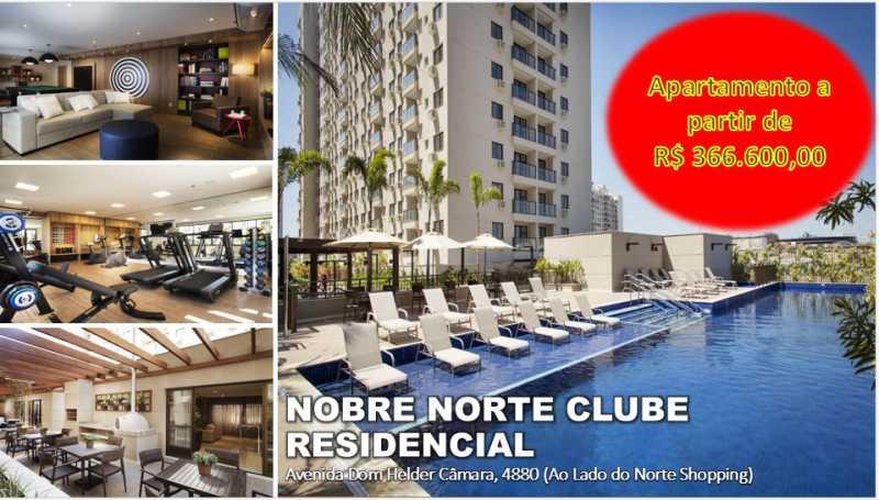 PHOTO-2018-05-11-10-45-09 - Apartamento 2 quartos à venda Cachambi, Rio de Janeiro - R$ 329.900 - SVAP20105 - 1