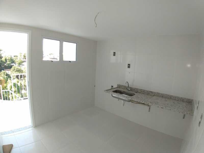 IMG_20180602_140829895 - Casa de Vila 3 quartos à venda Taquara, Rio de Janeiro - R$ 415.000 - SVCV30003 - 8