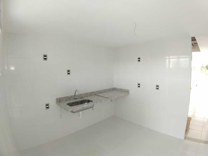 IMG_20180602_140904211 - Casa de Vila 3 quartos à venda Taquara, Rio de Janeiro - R$ 415.000 - SVCV30003 - 9