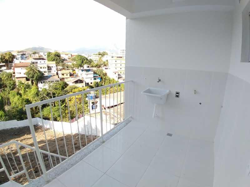 IMG_20180602_140912193 - Casa de Vila 3 quartos à venda Taquara, Rio de Janeiro - R$ 415.000 - SVCV30003 - 10