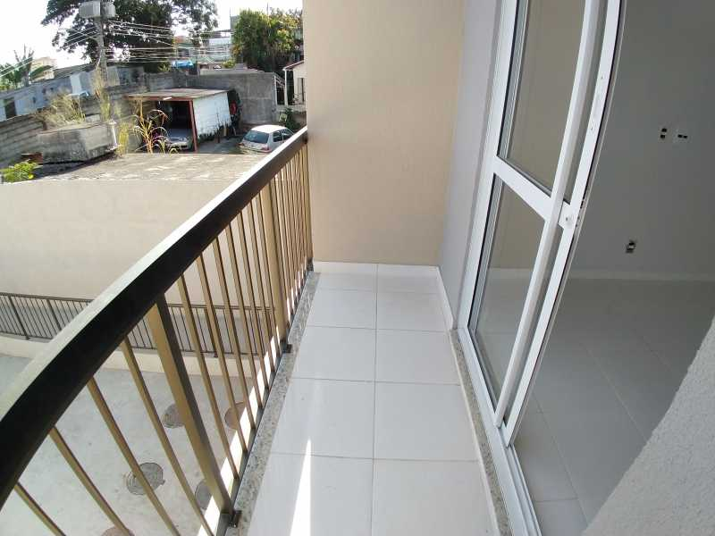 IMG_20180602_141038592 - Casa de Vila 3 quartos à venda Taquara, Rio de Janeiro - R$ 415.000 - SVCV30003 - 17